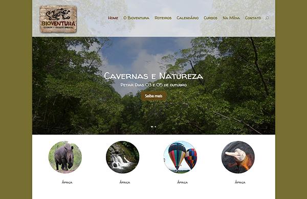 Website de Ecoturismo