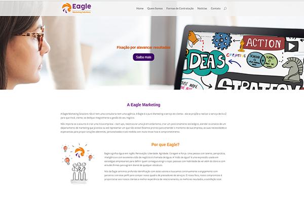 Site de Marketing