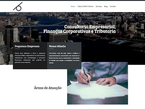 Website de Contabilidade